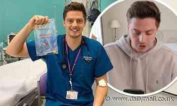 Dr Alex George reveals his coronavirus antibody test came back NEGATIVE