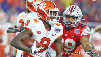 Clemson leading WR Justyn Ross to miss 2020 season due to neck and spinal issue