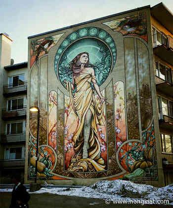 30 Cool Street Art Around The World