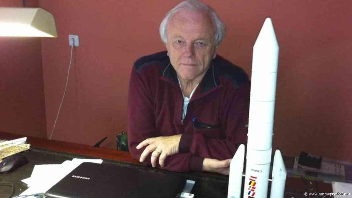 Ruimtevaartdeskundige over historische lancering SpaceX: 'Begin van de toekomst van ruimtevaart' - Omroep Brabant
