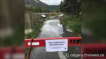 High streamflow advisory issued for Bow River between Banff and Ghost Lake Reservoir - CTV News