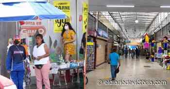 Ambulantes regresan a la Calle Hidalgo - El Diario de Ciudad Victoria