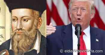 Nostradamus dijo que Trump morirá este 2020? - El Diario de Ciudad Victoria