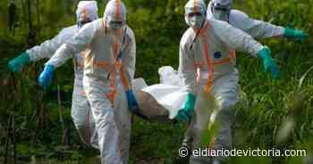 Identifican nuevo brote de ébola - El Diario de Ciudad Victoria