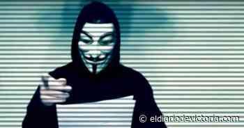 Anonymous amenaza con mostrar crímenes de EU - El Diario de Ciudad Victoria