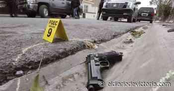 Crece 43.7 % incidencia de homicidios dolosos - El Diario de Ciudad Victoria