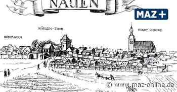 Havelland - Die Pestwache von Nauen - Märkische Allgemeine