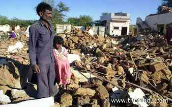 A new architecture in quake-prone areas - The Hindu