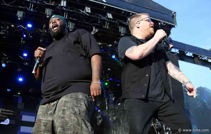 """Run The Jewels on George Floyd protests: """"It feels like nobody gives a shit when you're black"""""""