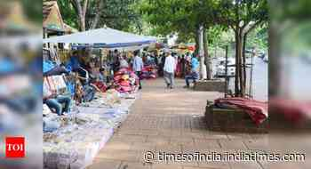 Centre's 10k easy loan coverage to aid street vendors