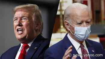 Trump, Biden strike different tones on calls with local, state leaders amid nationwide protests