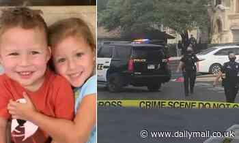 Mom shoots dead her two kids, aged 3 and 5, and her mother in murder-suicide after losing custody