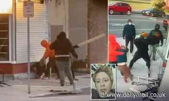 New York couple attacked by looters who tried to destroy store