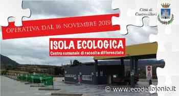 Castrovillari: riprendono gli orari dell'isola ecologica - Ecodellojonio