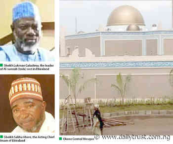 Tension mounts over succession battle in Okene Central Mosque - Daily Trust