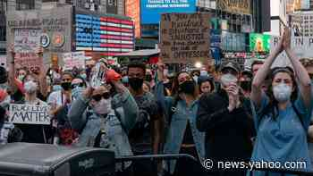 George Floyd protest live updates: NYC, DC, Seattle instituting curfews