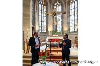 Pfingstgottesdienst in Corona-Zeiten: Von New York in die Eltinger Michaelskirche - Leonberger Kreiszeitung
