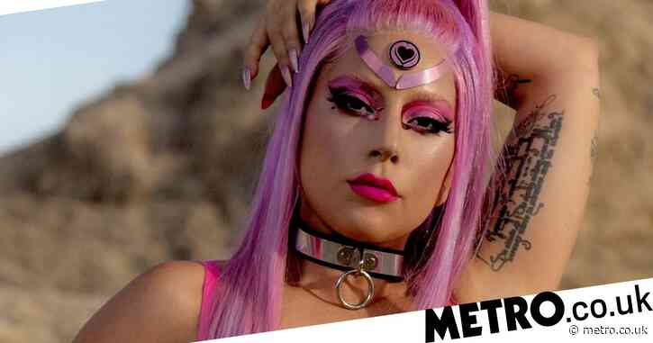 Lady Gaga's new album Chromatica outselling rest of top 20 combined