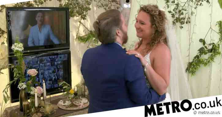 Hitched At Home leaves viewers all emotional as they hail show the 'content we need' during lockdown