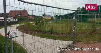 Multifunktionsplatz in Lohra ohne Funktion - Mittelhessen