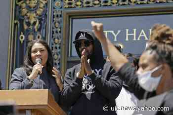 Celebs take to streets for historic demonstrations