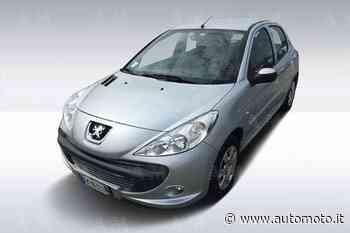 Vendo Peugeot 206 60CV 5p. Energie ECO GPL usata a Bareggio, Milano (codice 7509226) - Automoto.it