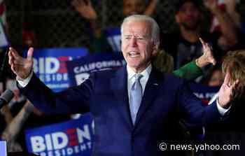 2020 election: Biden in best position for any challenger since Jimmy Carter in 1976, polls show
