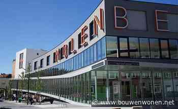 Gemeente Sint-Jans-Molenbeek voorkomt wateroverlast via het dak - bouwenwonen.net - Bouw & Wonen
