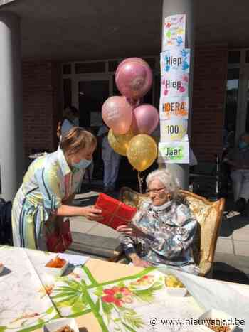 Simone viert honderdste verjaardag - Het Nieuwsblad