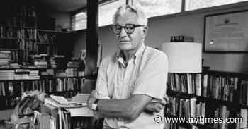 Wallace Stegner and the Conflicted Soul of the West
