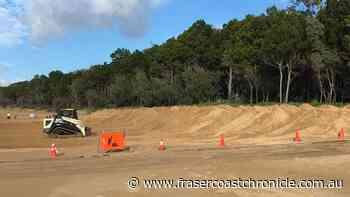 SHIFTING SANDS: Hervey Bay beaches start sand push - Fraser Coast Chronicle