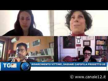 RISARCIMENTO VITTIME, SASSARI CAPOFILA PROGETTO UE - Canale 12