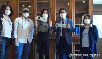 A Sassari le mascherine che permettono ai sordi di leggere il labiale - YouTG.net