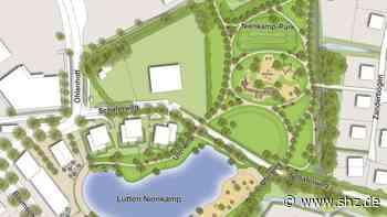 Neubaugebiet: Tornesch am See: Loch für Wasserfläche wird im Spätsommer ausgehoben | shz.de - shz.de