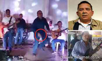 Mexican gang leader among six killed at Facebook live concert