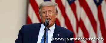 Donald Trump prend la parole pour la première fois depuis la mort de George Floyd