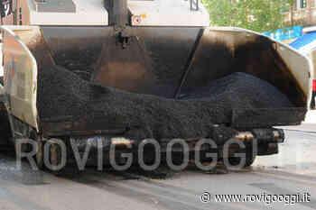 Ripartono i lavori d'asfaltatura ad Adria il 3 giugno - RovigoOggi.it