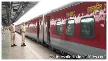 200 passenger trains back on track as Railways expands operations amid COVID-19