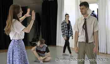 Theaterspielen in Zeiten von Corona - Offenburg - Badische Zeitung