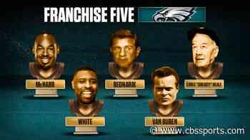 Eagles Franchise Five: Donovan McNabb, Reggie White among the best to ever play for Philadelphia