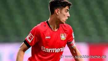 Havertz erster Bundesliga-Spieler unter 21 mit 35 Toren - Süddeutsche Zeitung