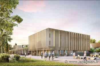 Eaubonne : voici le futur visage du centre sportif de haut niveau - Le Parisien