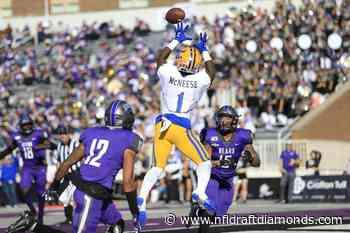 Meet 2021 NFL Draft Prospect Cyron Sutton, WR, McNeese State - NFL Draft Diamonds