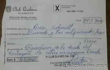 Finalizó su actividad en el Club Quilmes y hace una aclaración - La Voz del Pueblo