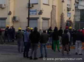 Desalojaron la sede de la UOCRA en Quilmes tras violento enfrentamiento - Perspectiva Sur