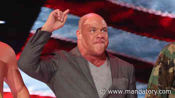 Kurt Angle Turned Down Offer To Manage Matt Riddle On SmackDown