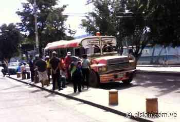Pasaje para Zuata aumentó a 30 mil bolívares elsiglocomve - Diario El Siglo