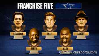 Cowboys Franchise Five: Cowboys greats who rank atop the legends who've walked the halls in Dallas