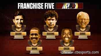 Redskins franchise five: Joe Gibbs, Sammy Baugh lead the pack of Washington's legends