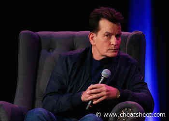 Charlie Sheen and His Year of Stolen Cars - Showbiz Cheat Sheet